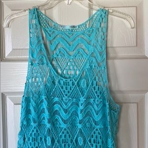 Maurices Tops - Maurices lace tank top